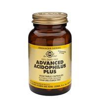 Solgar Advanced Acidophilus Plus Capsules 120