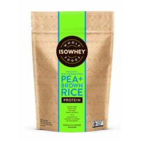 IsoWhey 豌豆糙米蛋白粉 525g