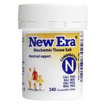 New Era - Tissue Salt Combination N Tablets 240