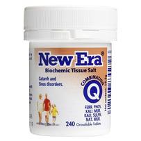 New Era - Tissue Salt Combination Q Tablets 240
