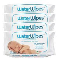 WaterWipes 婴儿湿纸巾 4包240抽