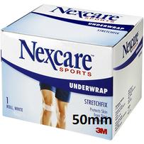 Nexcare - Sports Stretchfix Underwrap 50mm x 10m