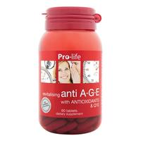 prolife  Anti A.G.E Tablets 60