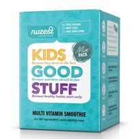 Nuzest 儿童超级绿色营养补充粉(综合口味)10*15g