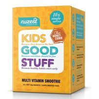 Nuzest 儿童超级绿色营养补充粉 10*15g(蜂蜜巧克力味)