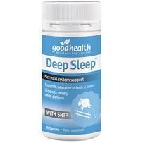 GoodHealth 好健康 舒缓神经紧张胶囊 60粒(改善睡眠)