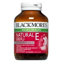 Blackmores 澳佳宝 500IU纯天然维生素E胶囊 150粒