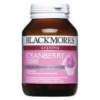 Blackmores 澳佳宝 蔓越莓精华胶囊(抗氧化)60粒