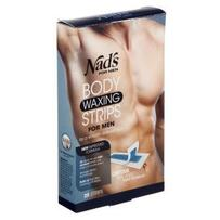 Nads For Men Hair Removal Strips Large 20