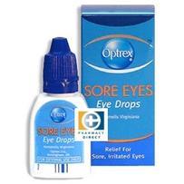 Optrex 眼睛干涩滴眼液 10ml
