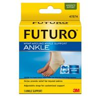 Futuro Wrap Around Ankle Support - LARGE - Everyday Use