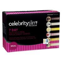 Celebrity Slim 7天代餐奶昔营养包(什锦味)7包