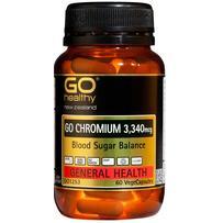 GO Healthy 高之源 3340mcg铬元素补充胶囊 60粒