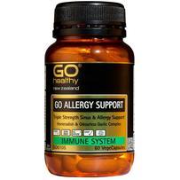 GO Healthy 高之源 抗过敏胶囊 60粒