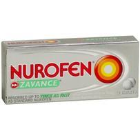 Nurofen Zavance Tablets 12