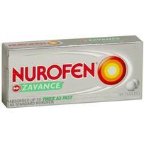 Nurofen Zavance Tablets 24 每单限购4件