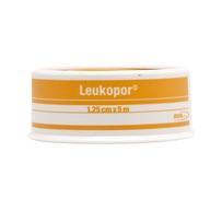 Leukopor Yellow Tape 1.25cmx5m