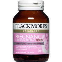 Blackmores 澳佳宝 孕期及哺乳黄金营养素胶囊 60粒