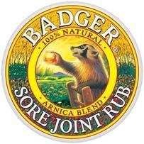 Badger 贝吉獾 关节酸痛膏 21.3g