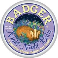 Badger 贝吉獾 宝宝安睡膏 56g