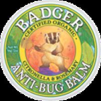 Badger 贝吉獾 驱蚊膏 56g