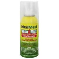 NeilMed NasaMist  Extra Strength Hypertonic Saline Spray 125ml