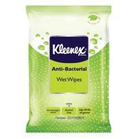 Kleenex Anti-bacterial Wipes 15