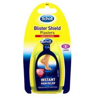 Scholl Blister Shield Plasters - 5 Large