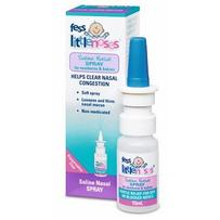 Fess Little Noses 婴幼儿鼻塞软化喷雾 15ml