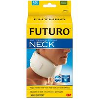 Futuro Neck Soft Cervical Collar Adjustable - First Aid