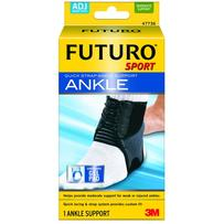 Futuro Quick Strap Ankle Support Adjustable - Sports Use