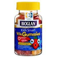 BIOGLAN 儿童Omega-3鱼油软糖 60粒