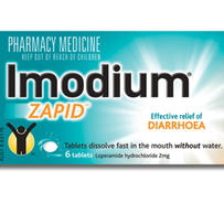 Imodium Zapid Tablets 6