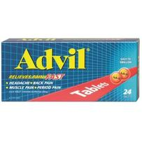 Advil Tablets 24