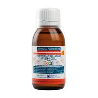 Ethical Nutrients 高纯度儿童液体鱼油 90ml