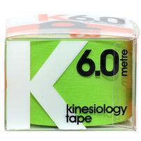 d3 k6.0 Kinesiology Tape 50mm x 6m - Green
