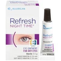 Refresh 夜用眼膏(不含防腐剂/缓解眼干涩/疲劳)