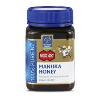 Manuka Health 蜜纽康 麦卢卡蜂蜜 MGO400+ 500g