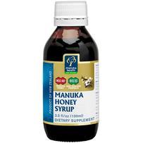Manuka Health 蜜纽康 MGO400+麦卢卡蜂蜜止咳糖浆 100ml