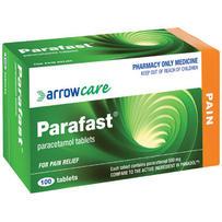 Arrowcare 止痛片 100片 每单限购1件