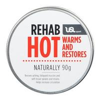 USL Sport Post Game Rehab Hot 90gm - For use after the Game