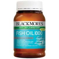 Blackmores 澳佳宝 欧米伽3 深海鱼油软胶囊原味 200粒