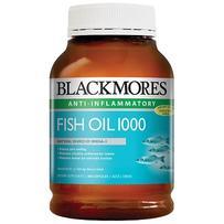 Blackmores 澳佳宝 欧米伽3 深海鱼油软胶囊原味 400粒