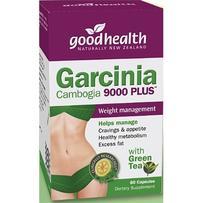 Good Health 好健康  9000mg藤黄果提取物减肥瘦身胶囊 60粒