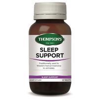 Thompson's 汤普森 帮助睡眠片 60片