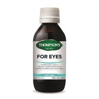 Thompson's 汤普森 明目口服液 100ml