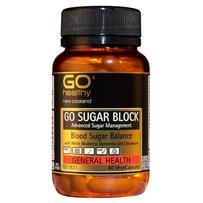 GO Healthy 高之源 血糖平衡胶囊 60粒