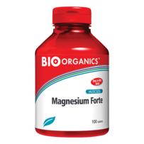 Bio Organics 有机镁片 100片(缓解肌肉痉挛/神经紧张/经前症状)