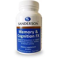 Sanderson 补脑益智营养片 60片