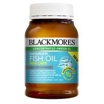 Blackmores 澳佳宝 深海鱼油迷你胶囊(无腥味/含1000mg鱼油)400粒